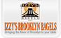 Izzy's Brooklyn Bagels logo