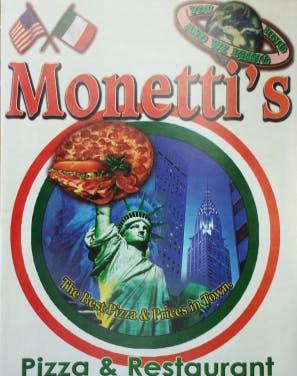 Monetti's Pizza