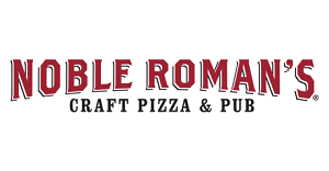 Noble Roman's Craft Pizza & Pub logo