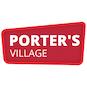 Porter's Village logo