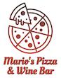 Mario's Pizza & Wine Bar logo