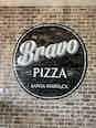Bravo Pizza Santa Maria logo
