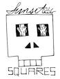 Sunset Squares Pizza logo