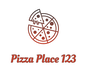 Pizza Place 123 logo