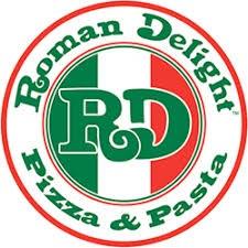 Roman Delight Pizza logo