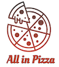 All in Pizza logo