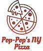 Pop-Pop's NY Pizza logo
