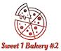 Sweet 1 Bakery #2 logo