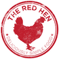The Red Hen logo