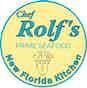 Chef Rolf's New Florida Kitchen logo