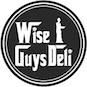 Wise Guys Deli - Riverside logo