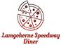 Langhorne Speedway Diner logo