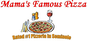 Mama's Famous Pizza logo