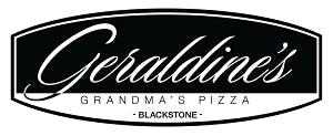 Geraldine's Grandma's Pizza