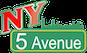 NY 5th Avenue Subs & Gyros logo