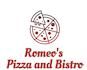 Romeo's Pizza and Bistro logo