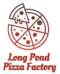 Long Pond Pizza Factory logo
