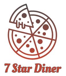 7 Star Diner logo