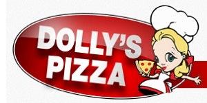 Dolly's Pizza logo