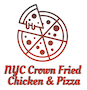 NYC Crown Fried Chicken & Pizza logo