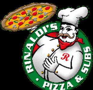 Rinaldi Pizza & Sub Shop logo