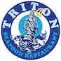Triton Seafood Restaurant Italian Cuisine & Pizza logo