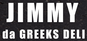 Jimmy Da Greek's Deli logo
