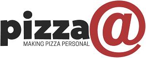Pizza @ logo