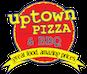 Uptown Pizza & BBQ logo