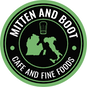 Mitten & Boot Cafe & Fine Dining logo