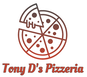 Tony D's Pizzeria logo