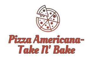 Pizza Americana-Take N' Bake