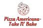 Pizza Americana-Take N' Bake logo