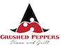 Crushed Peppers Pizza & Grill logo