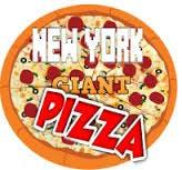 New York Giant Pizza