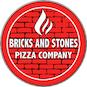 Bricks & Stones Pizza Company logo