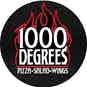1000 Degrees Pizza Salad Wings logo