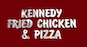 Kennedy Fried Chicken & Pizza logo