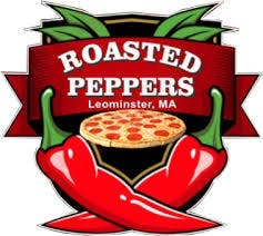 Roasted Peppers Pizza