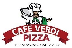 Cafe Verdi Pizza