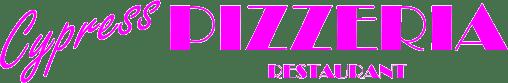 Cypress Pizzeria & Italian Restaurant