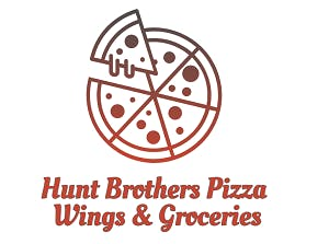 Hunt Brothers Pizza Wings & Groceries