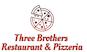 Three Brothers Restaurant & Pizzeria logo
