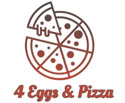 4 Eggs & Pizza