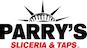 Parry's Sliceria & Taps logo