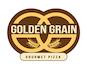 Golden Grain Gourmet Pizza logo