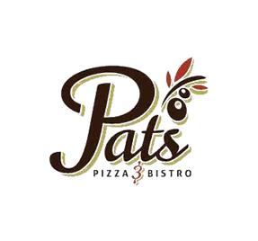 Pat's Pizza & Bistro Concord Pike logo