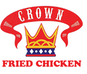 Crown Chicken Burger Pizza logo