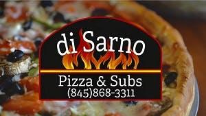 di Sarno Pizza