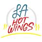 LA Hot Wings logo